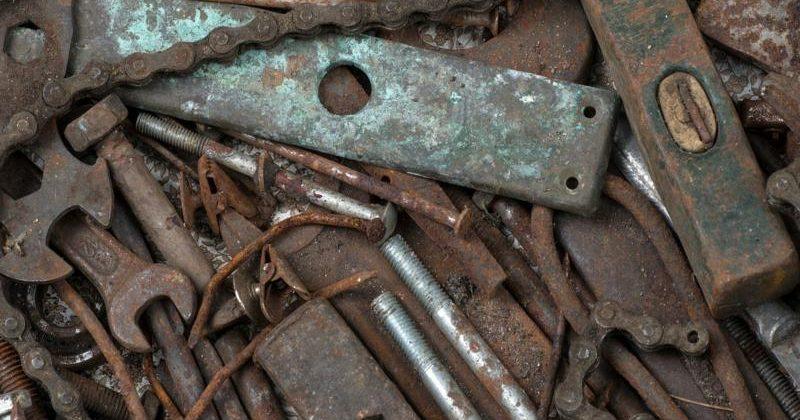 metalli ferrosi